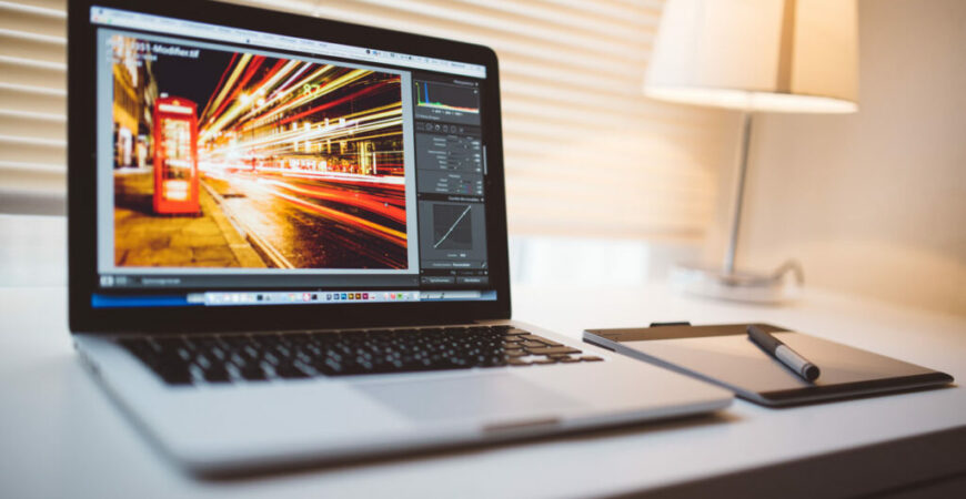 Laptop for Designer